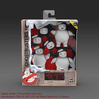 Ghostbusters Plasma Series Mini-Pufts