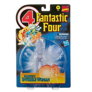 Marvel Legends Series Fantastic Four Retro Marvel's Invisible Woman