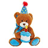Toys R Us Plush Scented Birthday Bear