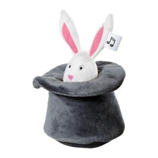 IKEA  LEKA CIRKUS Musical soft toy, rabbit