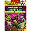 Teenage Mutant Ninja Turtles: Ultimate Showdown with Shredder Figure