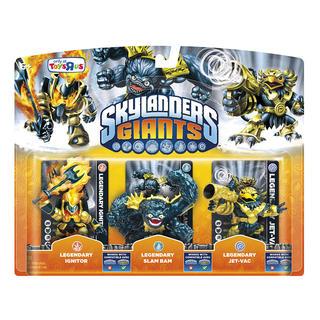 Skylanders Giants Legendary 3-Pack
