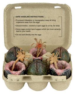 Xenomorph Eggs in Carton Set Action Figure Aliens
