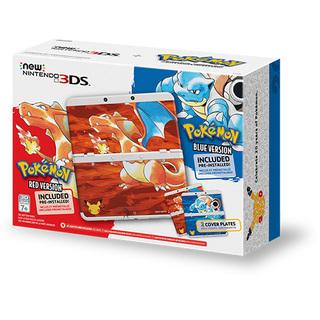 New Nintendo 3DS Pokemon 20th Anniversary Edition