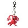 Neopets Red Shoyru Keychain