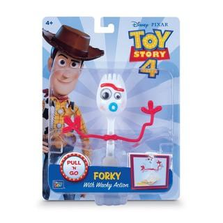 Disney Pixar Toy Story 4 Pull 'N Go Forky