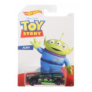 Hot Wheels Disney Pixar Toy Story Alien Bully Goat Vehicle