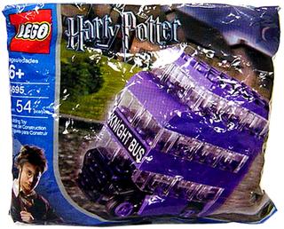LEGO Harry Potter Mini Knight Bus