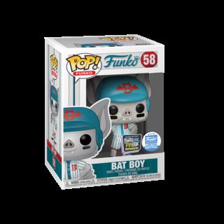 Pop! Funko: Fantastik Plastic - Bat Boy