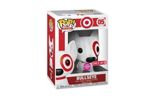 Funko POP! Ad Icons: Target - Flocked Bullseye (SDCC Debut)