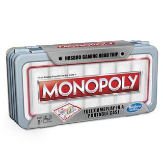 Hasbro Gaming Road Trip Series Monopoly Game